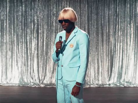 """Tyler, the Creator drops off a video for """"Earfquake""""   lab"""