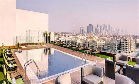 10 Cool Hotels In Dubai - That Will Change Your Perception