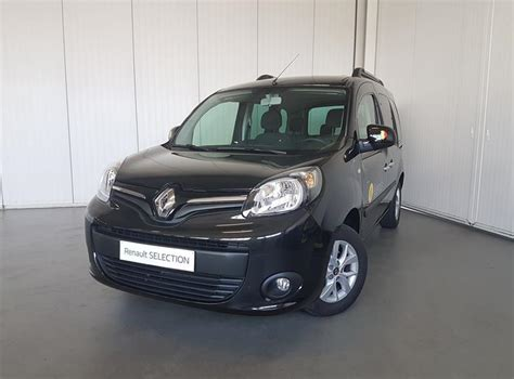 Renault Kangoo Limited Energy dCi d'occasion, Manual