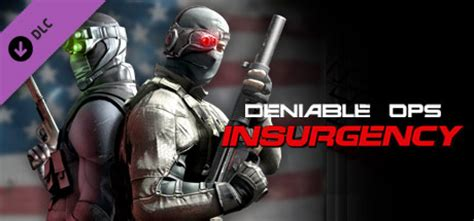 Tom Clancy's Splinter Cell Conviction Insurgency Pack on Steam